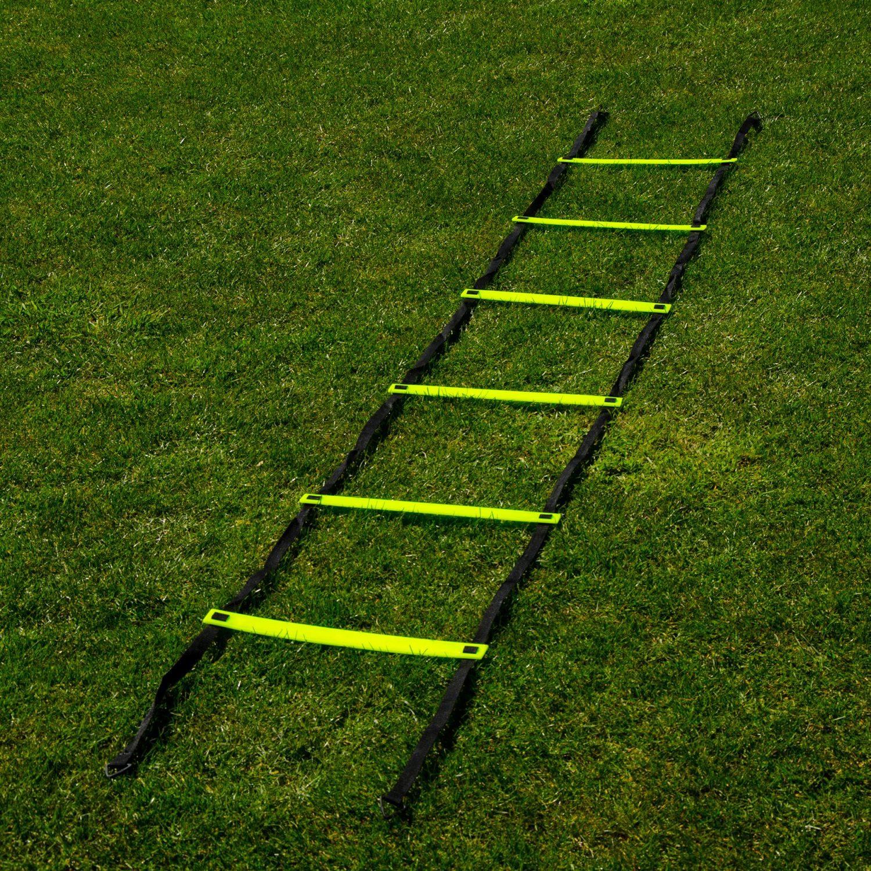 Exercitii cu mingea la scărița de viteză