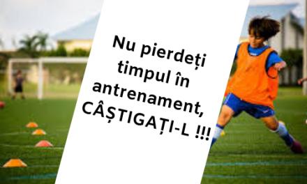 Antrenament fotbal – aspecte generale